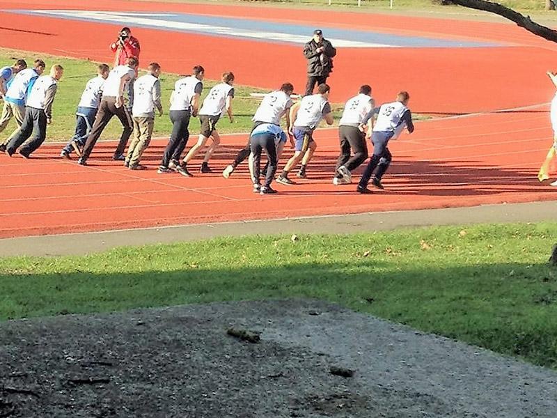 Районный физкультурно-спортивный фестиваль завершился