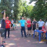 Отдел МВД России по Туапсинскому району выполняет нормативы ГТО