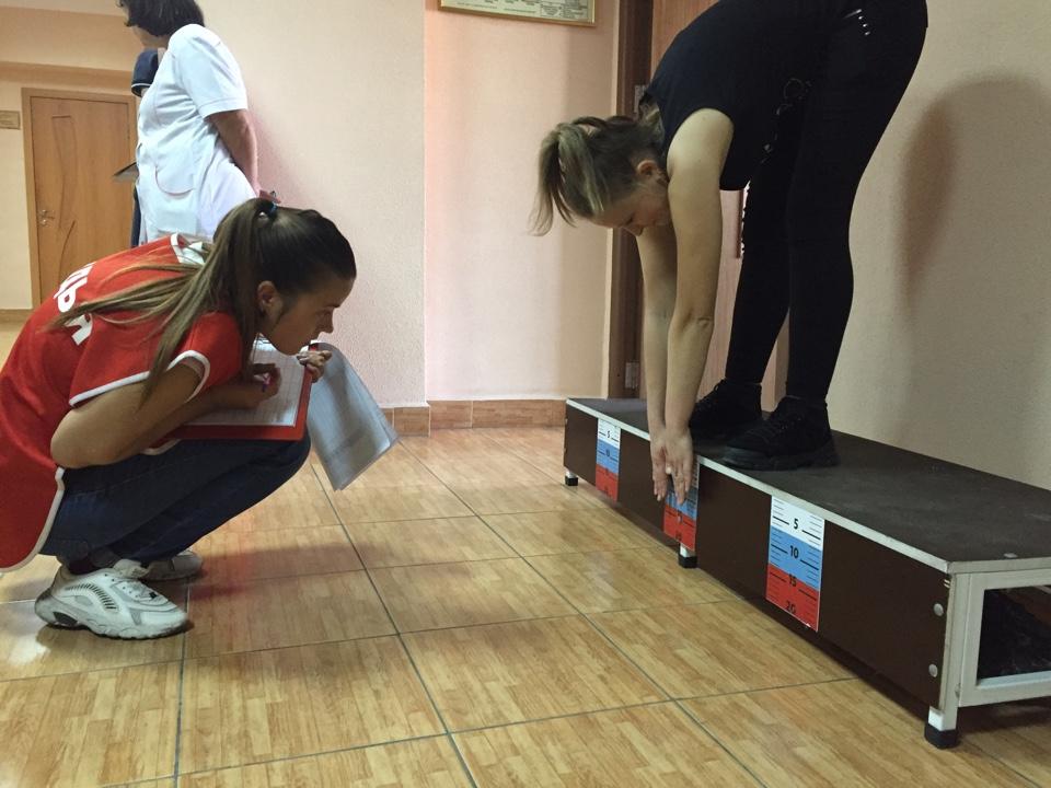 Фестиваль ГТО среди работников медицинских  учреждений Туапсинского района завершился