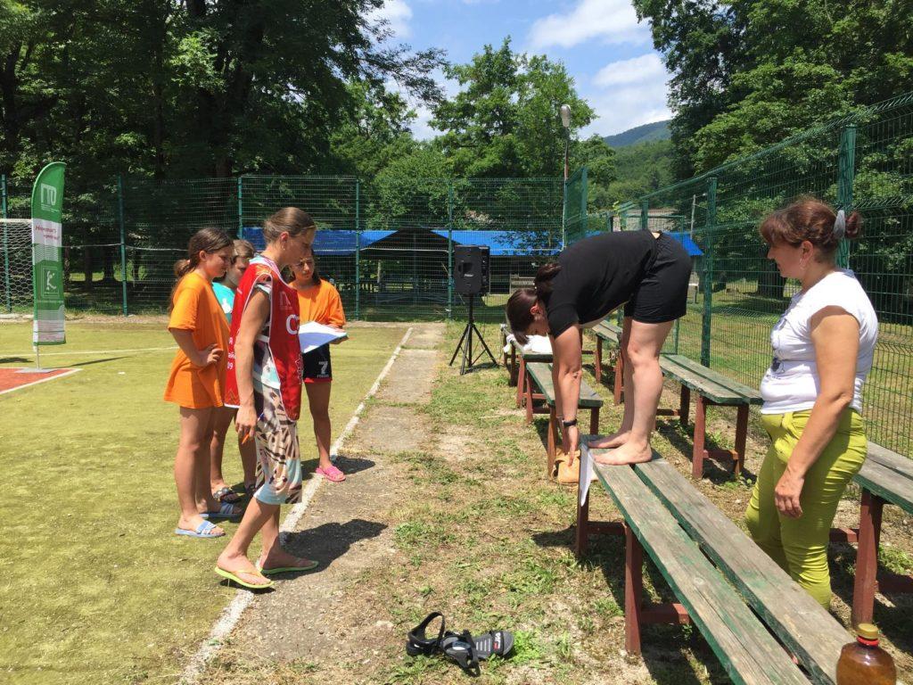 В летний фестиваль Всероссийского физкультурно-спортивного комплекса ГТО включилось  Октябрьское поселение