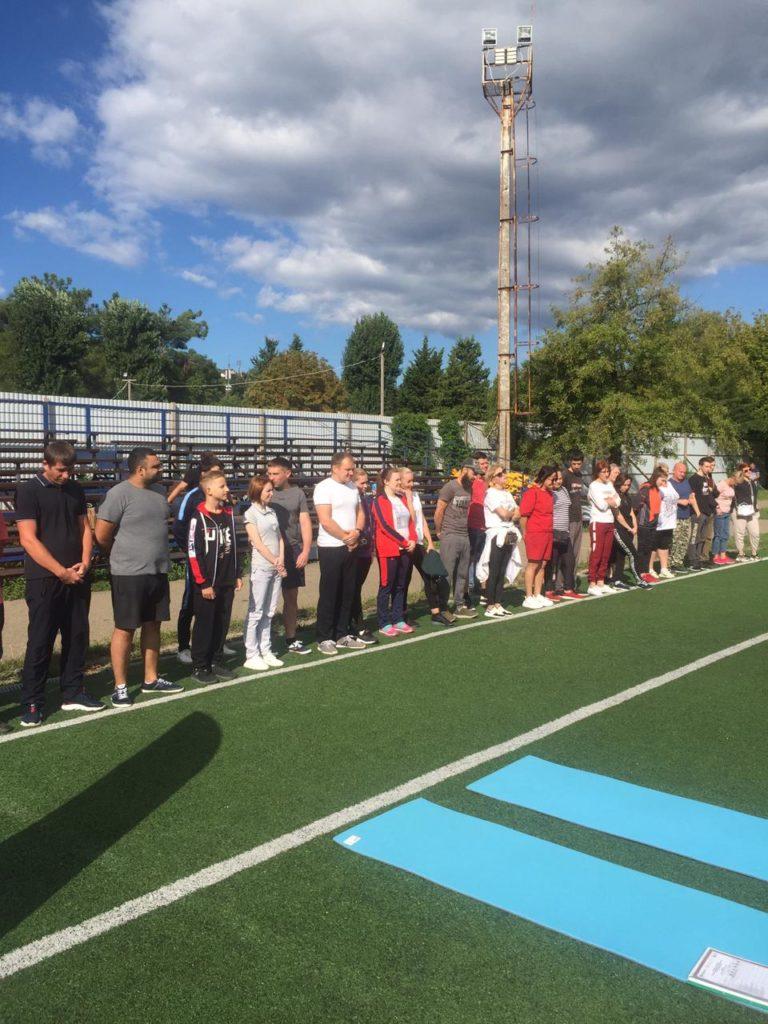 Фестиваль чемпионов ГТО в Новомихайловском городском поселении